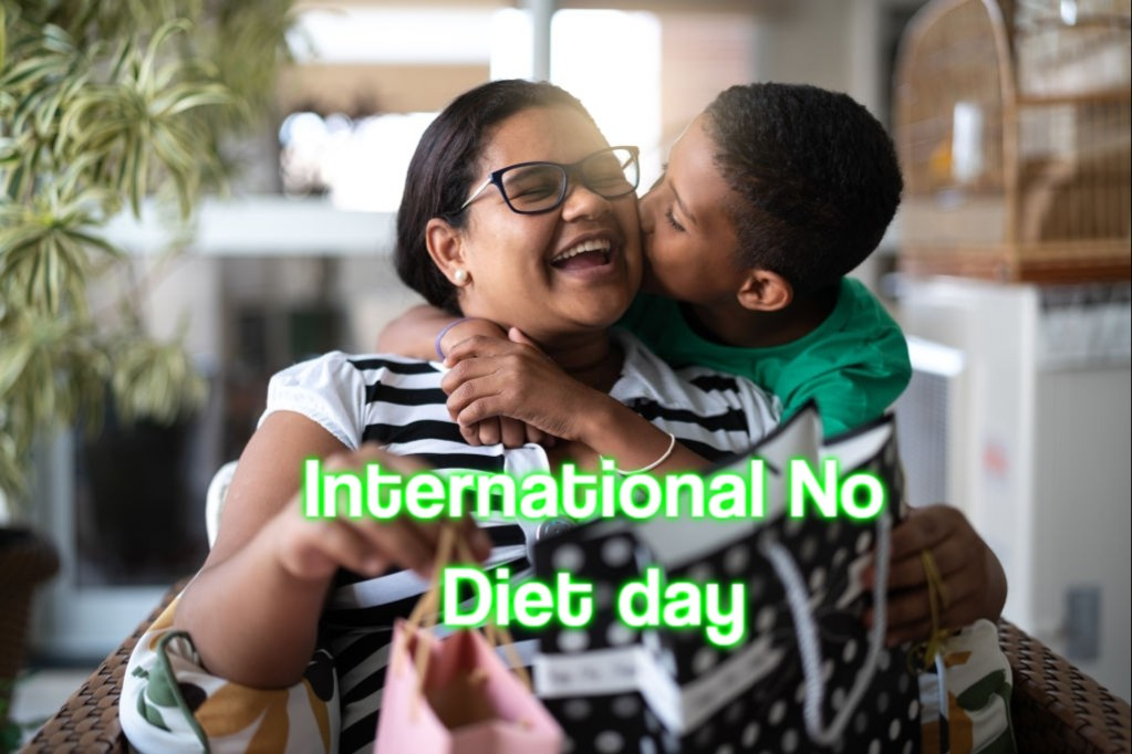 International No Diet day