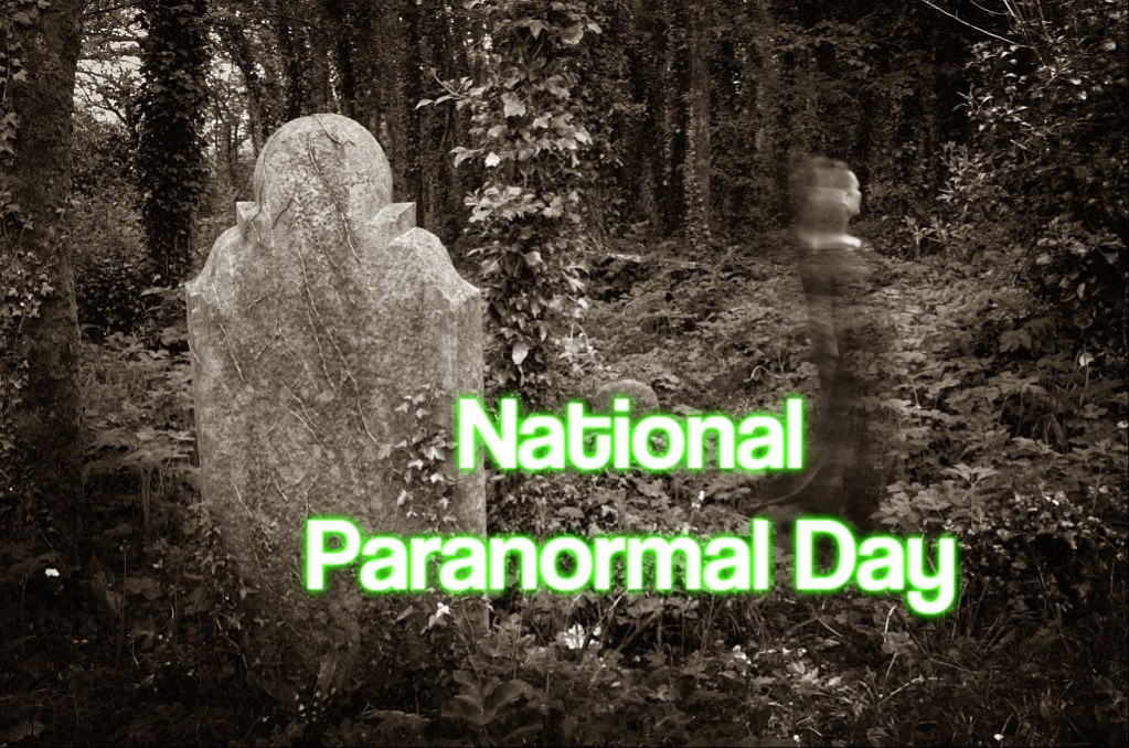 National Paranormal day