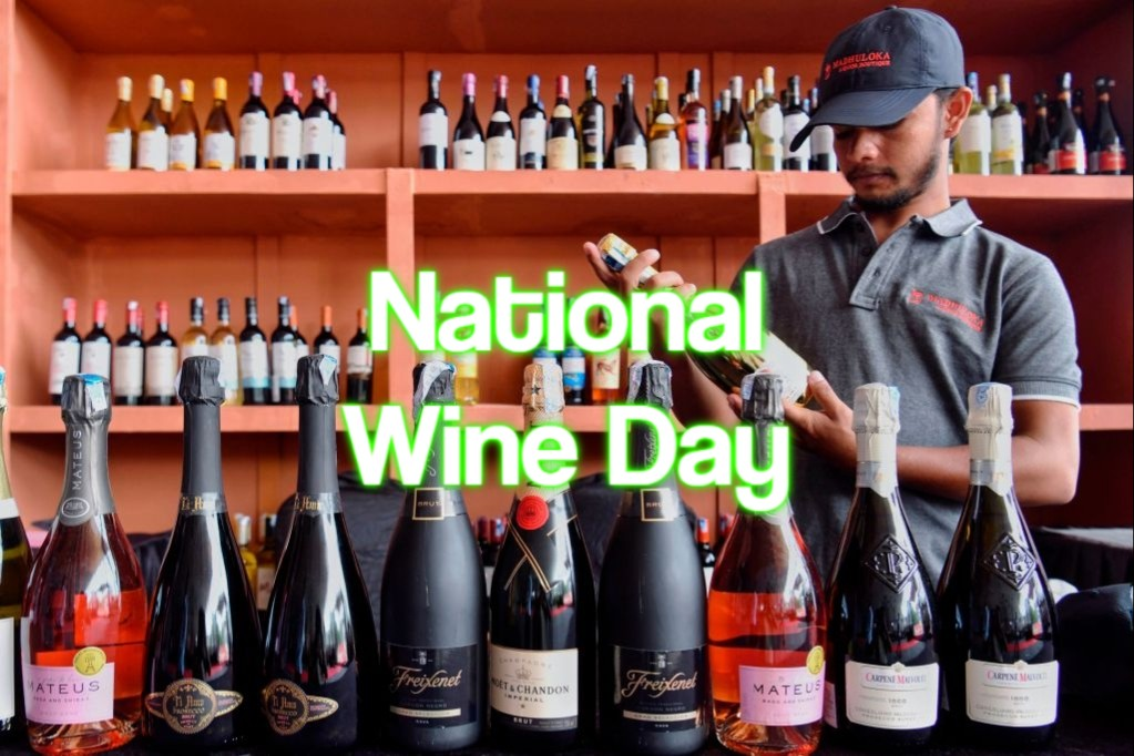 National Wine Day