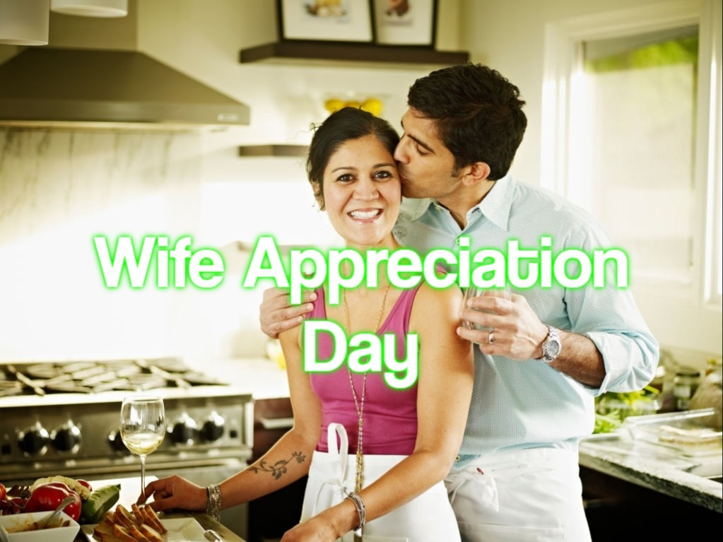Wife Appreciation Day