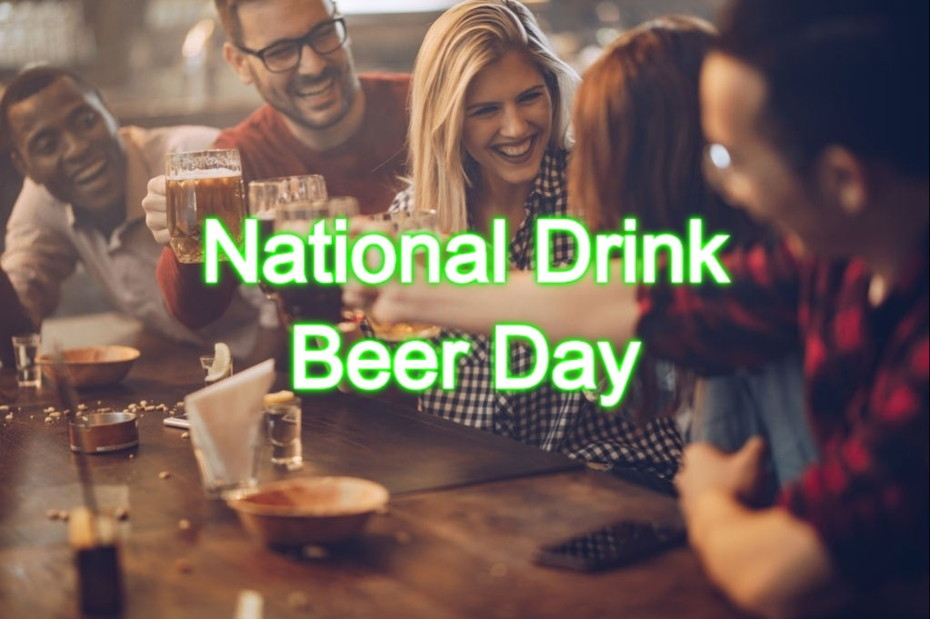 National Drink Beer Day 2021 When Where And Why It Is Celebrated