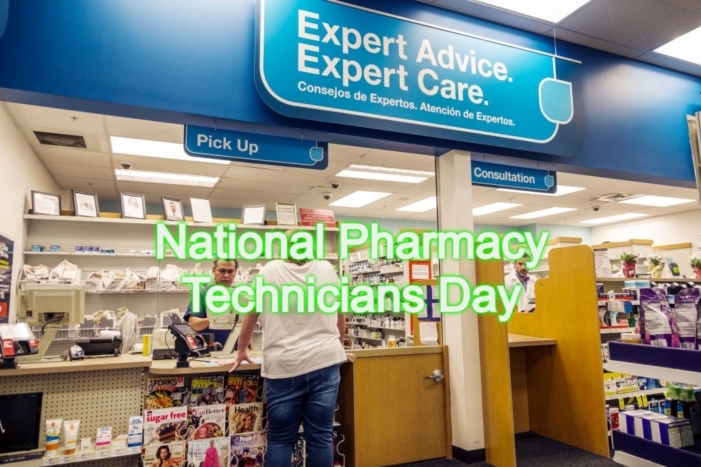 National Pharmacy Technicians Day