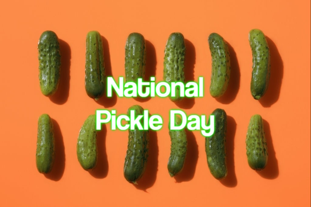 National Pickle Day